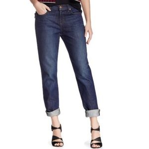 J Brand Aidan Ringer Boyfriend Jeans 29
